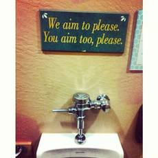 We aim to please.  You aim too, please.