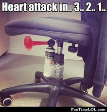 heart attack in