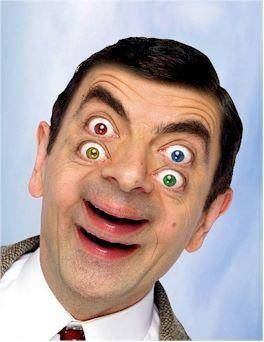 drunk mr bean