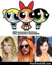 powerpuff girls 20 years later